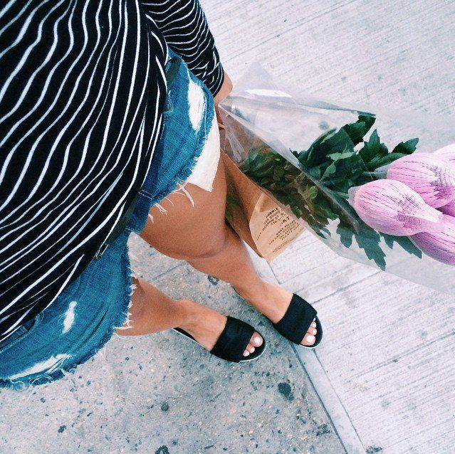 Stripe It Up (With images) | Fashion, Summer outfits, Girl ...