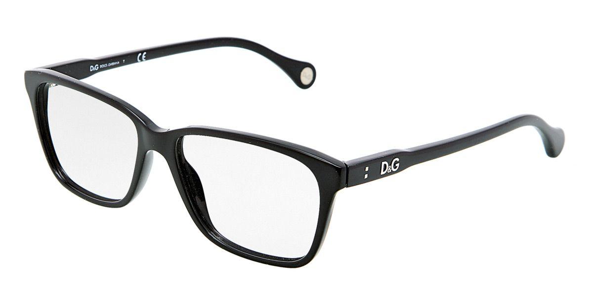 882ab3a754 Colección de gafas de vista de mujer Dolce Gabbana - Montura cuadrada negra