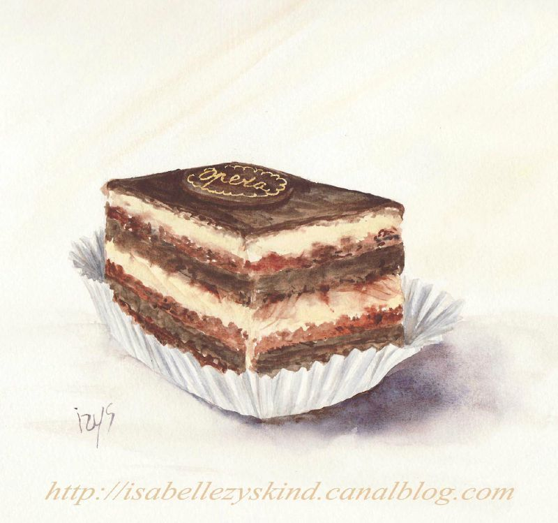 Kết Quả Hinh ảnh Cho Chocolat Aquarelle Tartas Cupcakes Y Dulces