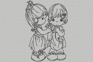 les  petits amoureux