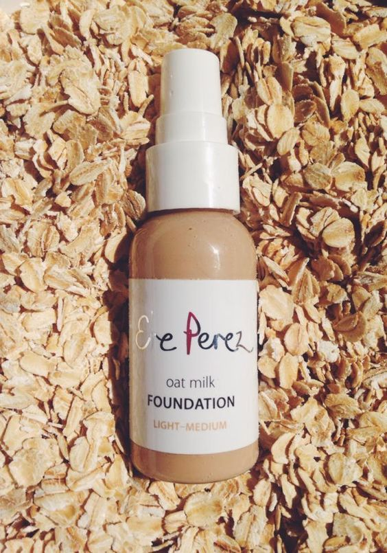 Ere Perez Oat Milk Foundation Foundation, Natural