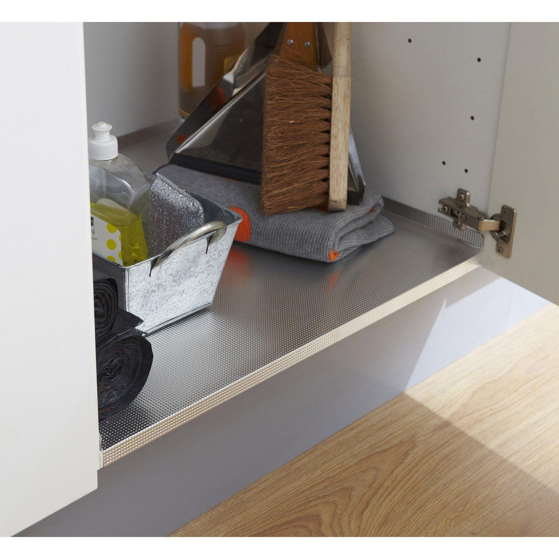 Protection Aluminium Sous Evier Pour Meuble L 100 Cm Delinia Meuble Cuisine Meuble Mobilier De Salon