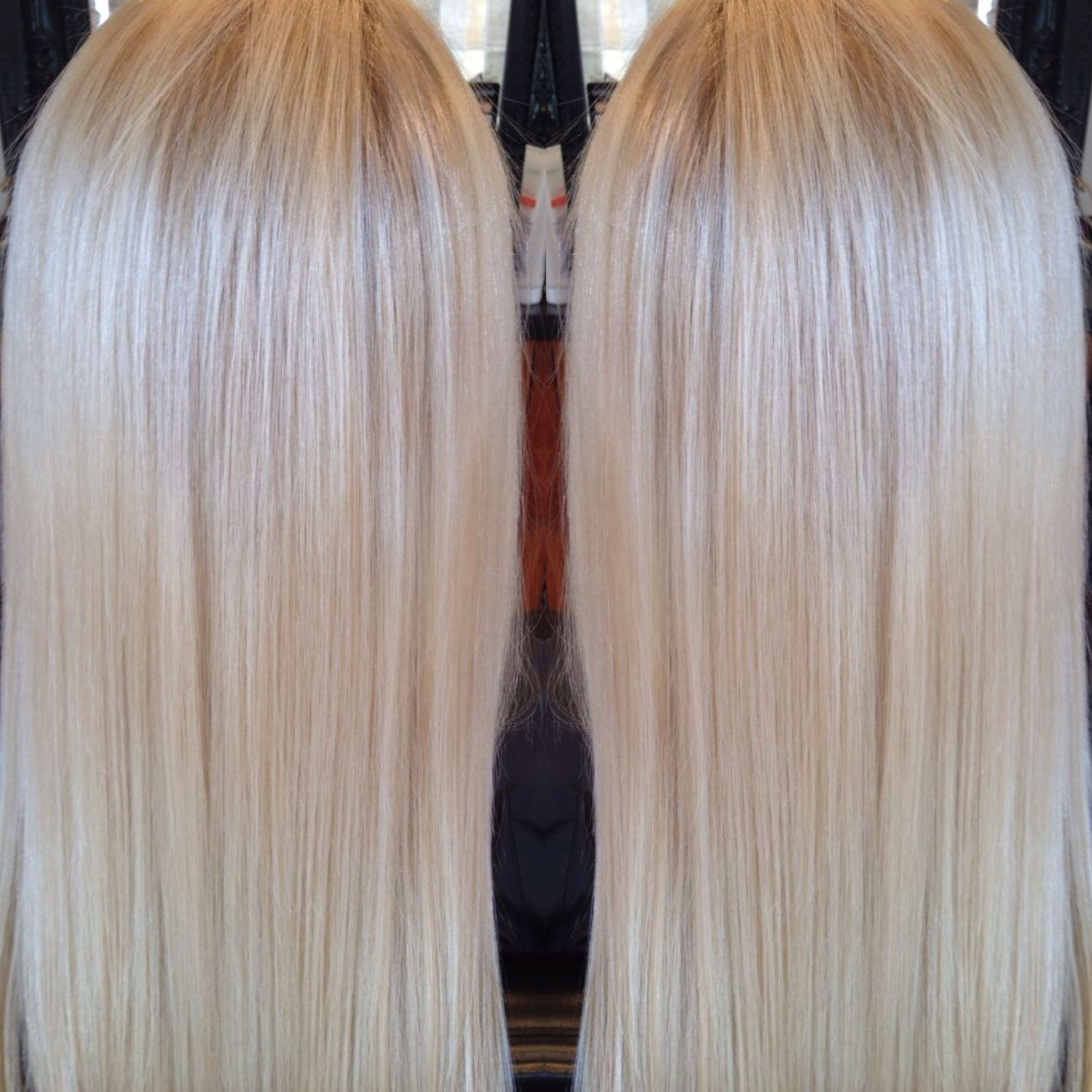 Soft Cool Blonde Using Koleston 12 81 Amp 12 96 40volume
