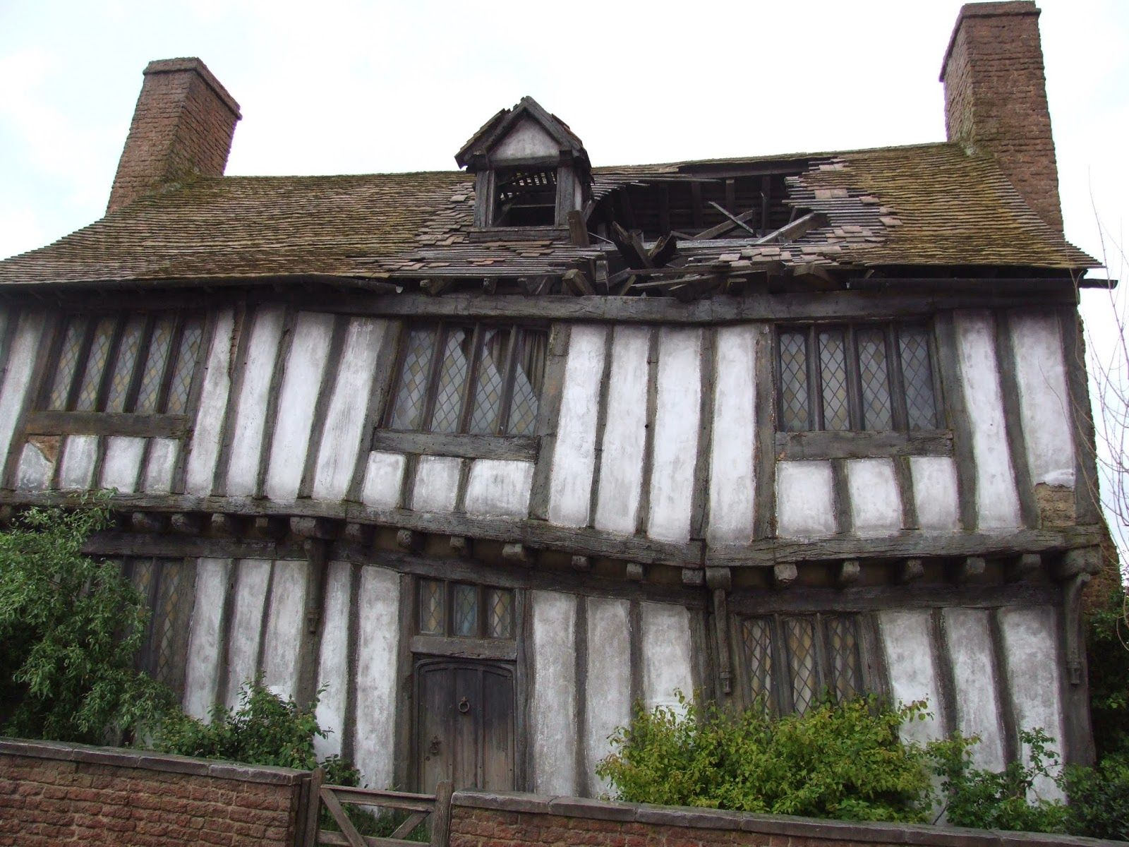 Tiny Treasures The Potter House In Godric S Hollow Harry Potter Journal Potters House Harry Potter Aesthetic