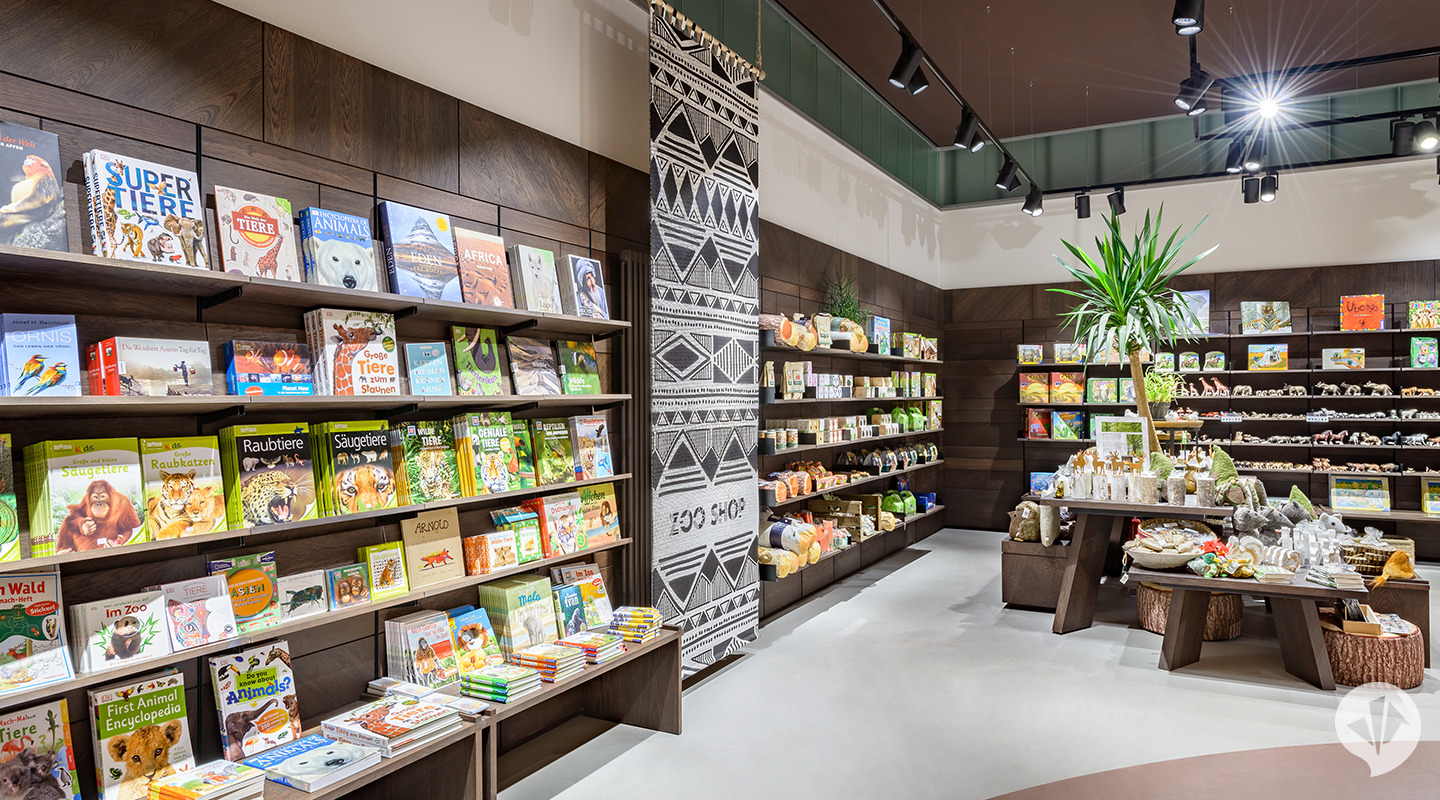 Shop Concept For Wild Republic At The Lowentor At Zoo Berlin