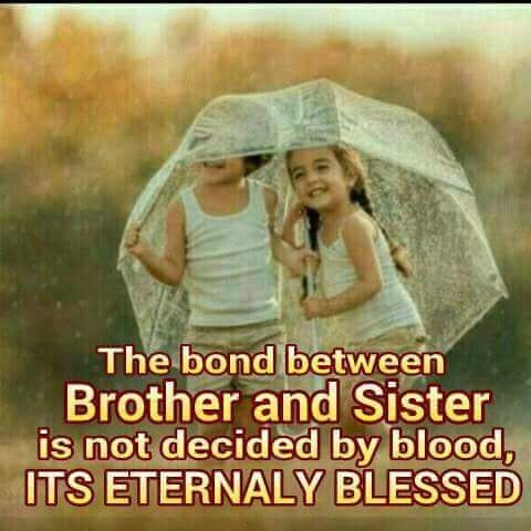 Being Brother And Sister Means Being There For Each Other Sibling Quotes Brother Brother Sister Quotes Funny Brother N Sister Quotes
