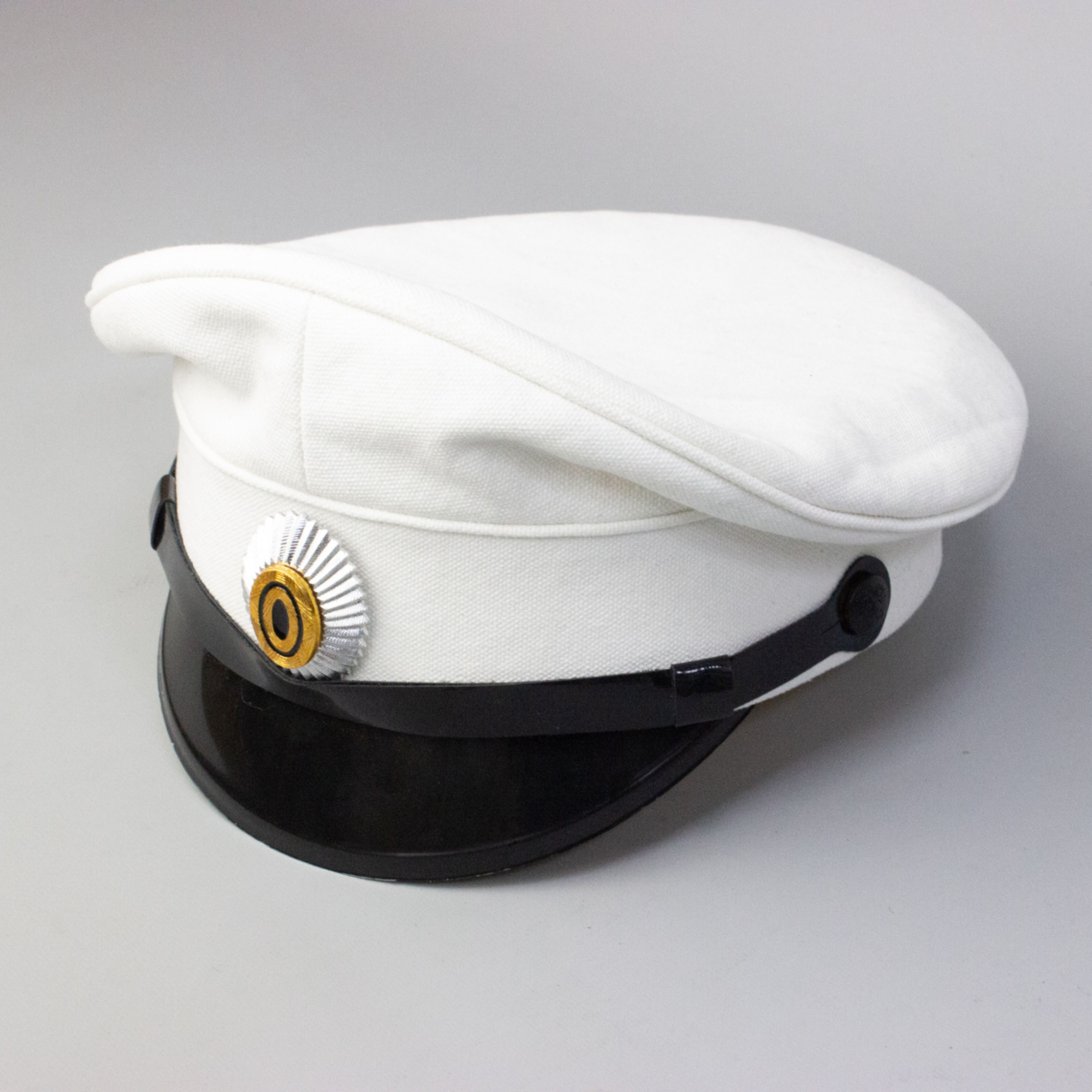 Ww1 Russian Imperial Summer Officers Cap High Quality Replica In 2021 Disco Fashion Military Hat Hats