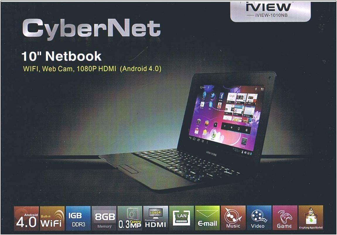 Iview 1010NB Netbook Drivers for PC