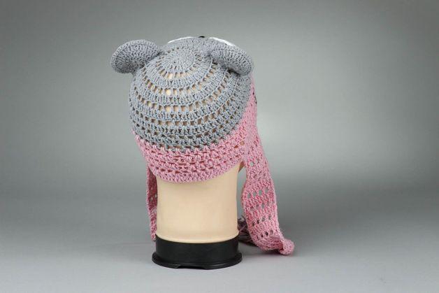 Mützen - Mütze - ein Designerstück von Larisa-Sewerskaya bei DaWanda