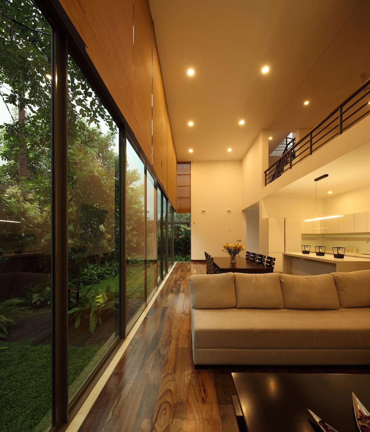 Layered Family Home In Colombo Sri Lanka By Kwa Architects Caandesign Architecture And Home Design Blog Architect Design Architect House Design