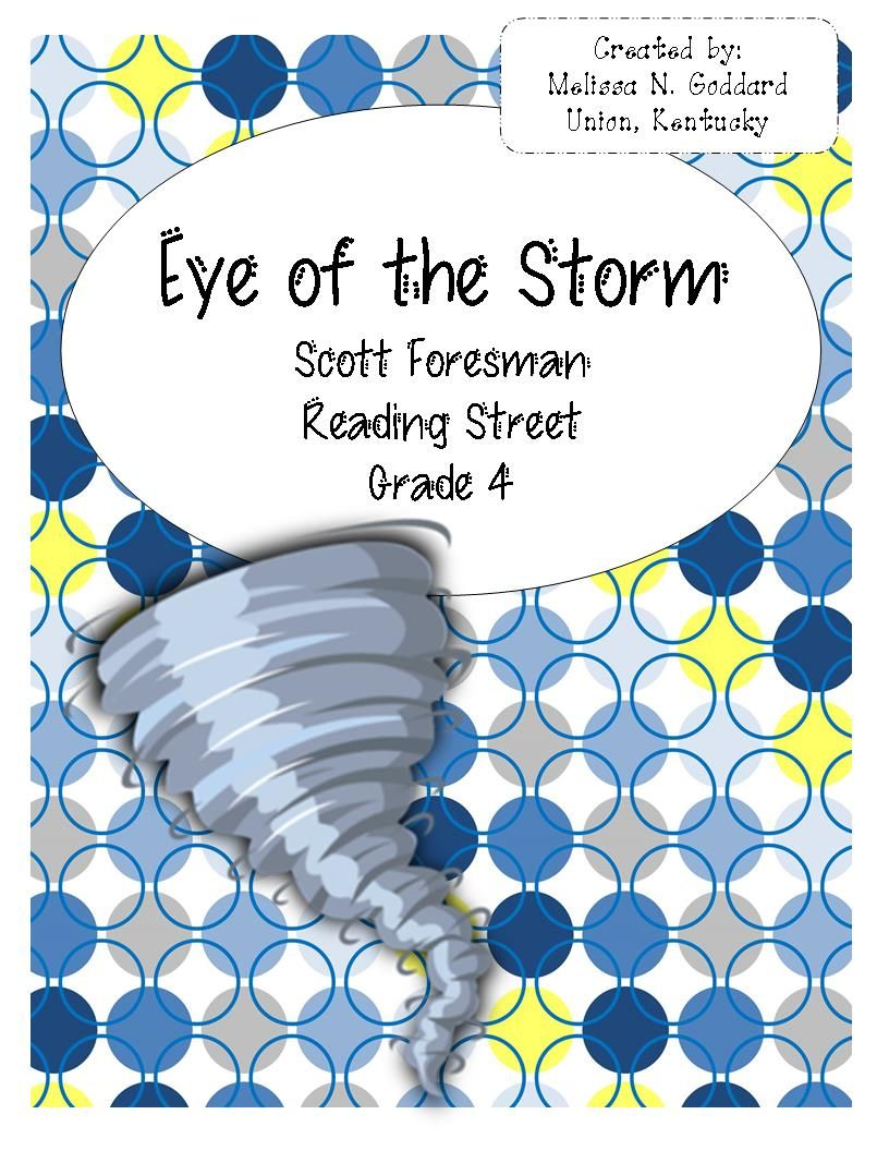 Workbooks scott foresman social studies workbook answers 5th grade : Eye of the Storm : Reading Street | Reading street, Street and ...