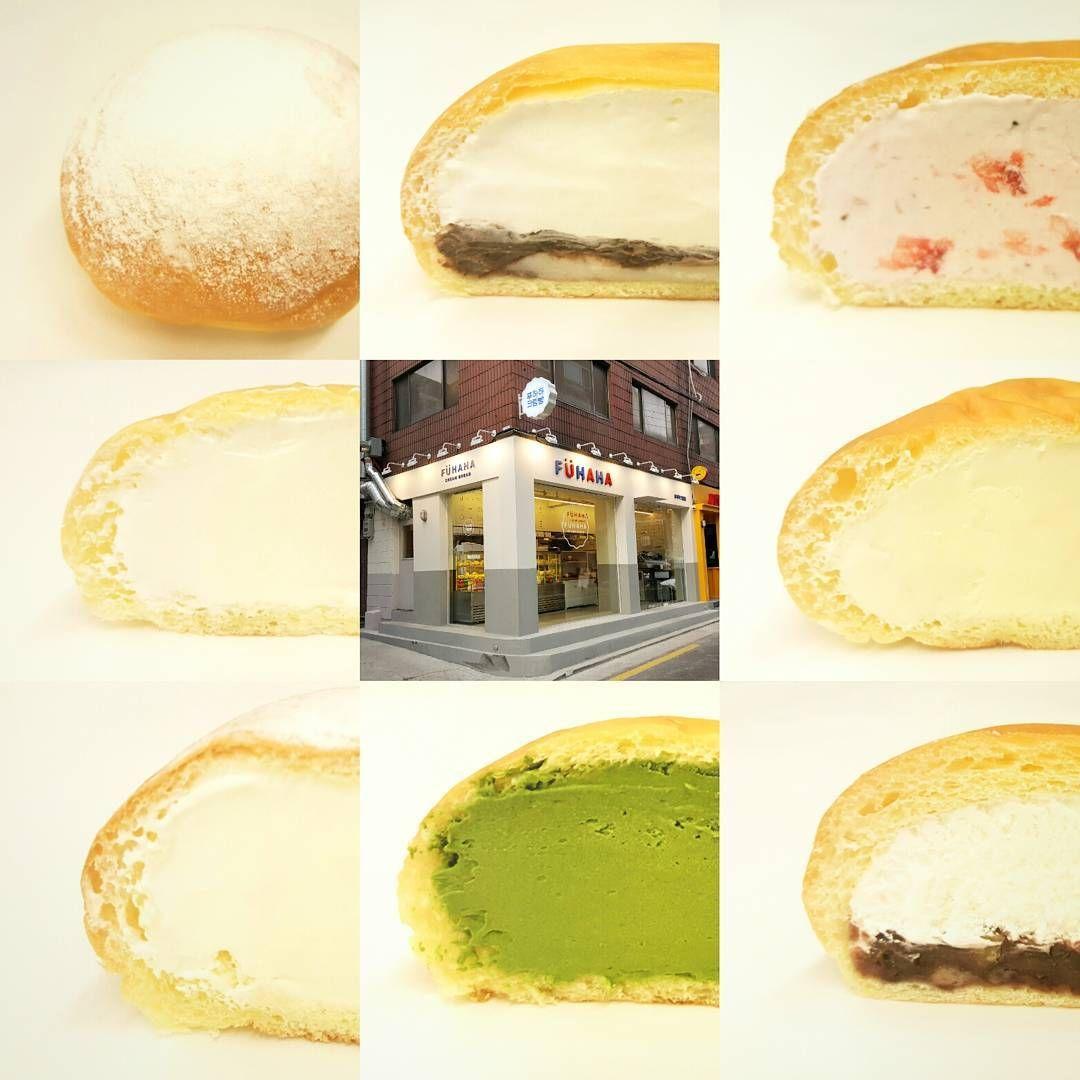 Puhaha Cream Хлеб