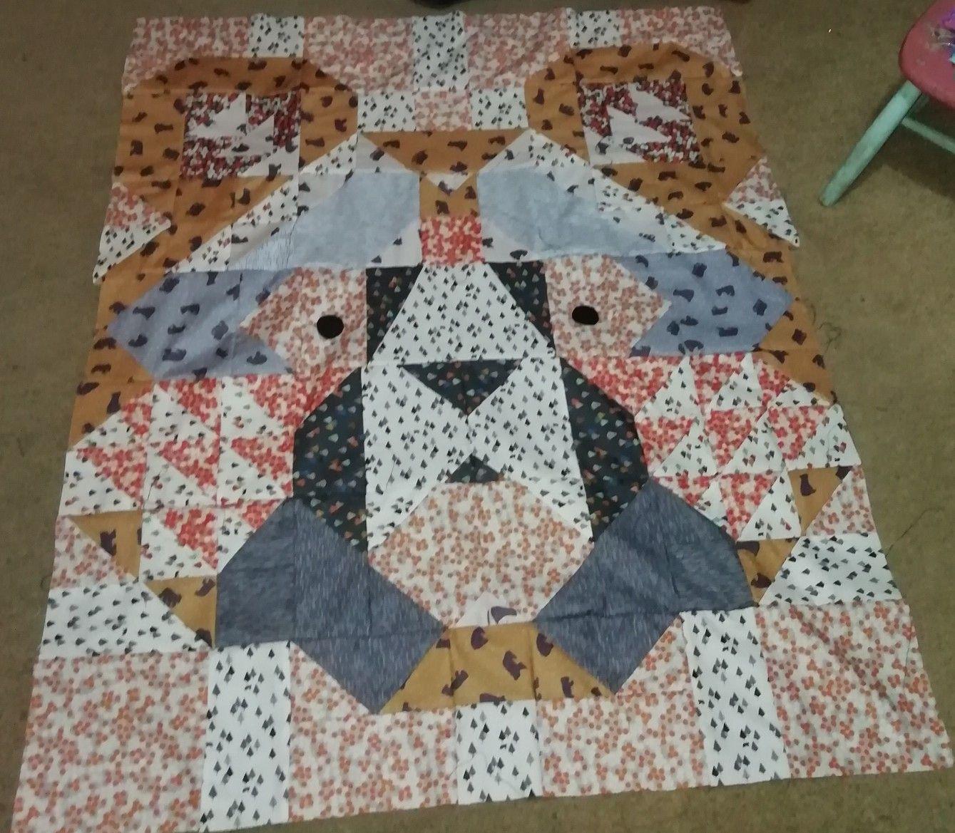 Big Sky Bear Quilt Pattern Bear Quilts Quilt Patterns Quilts