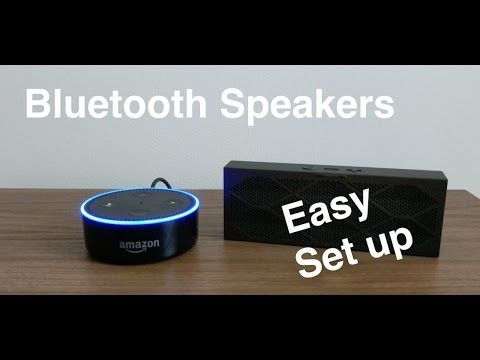 How to Pair Bluetooth speakers to Echo Dot 10nd Gen. (Filming with