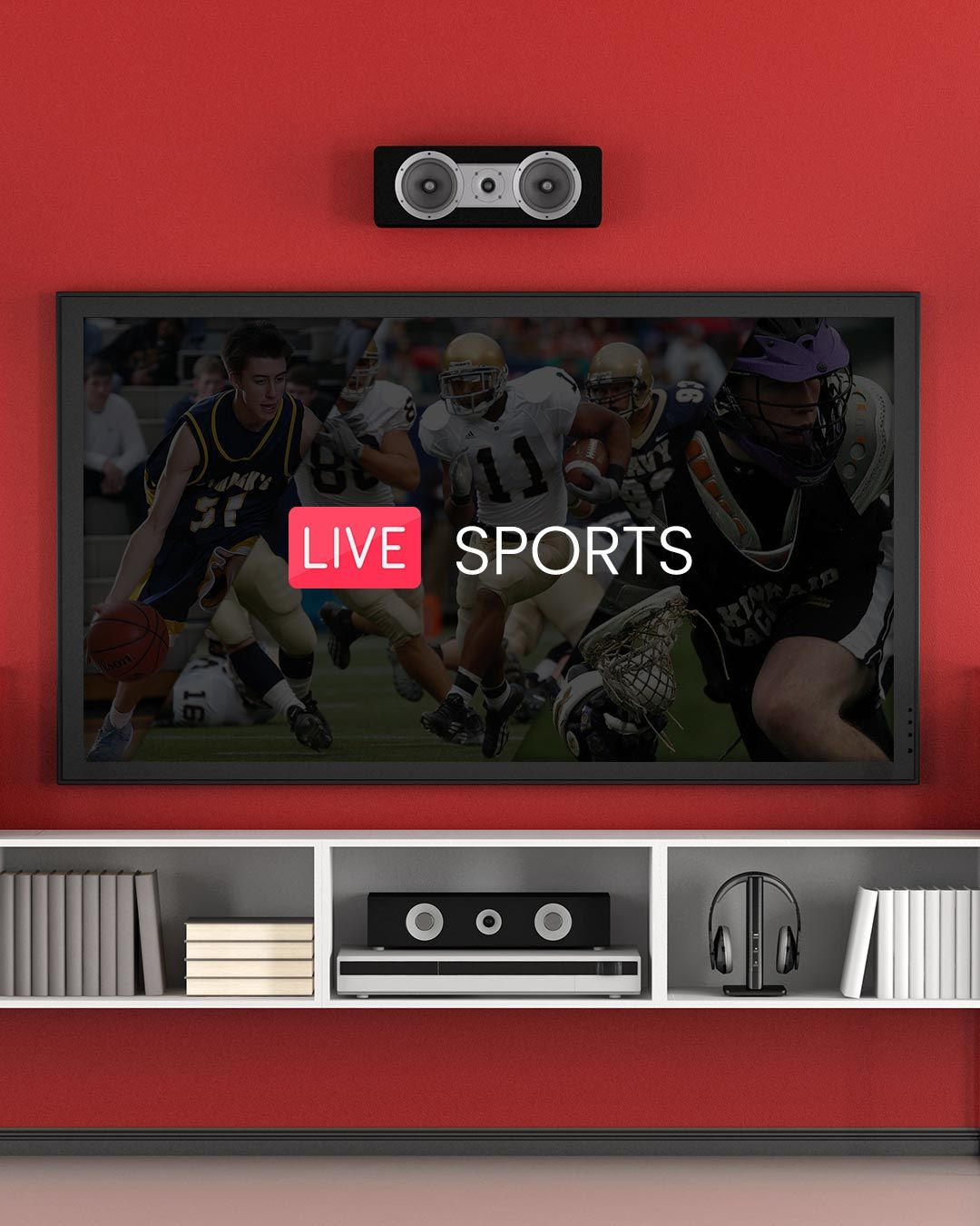 Love to watch Live sports? Then Fox Sports Go on Roku is