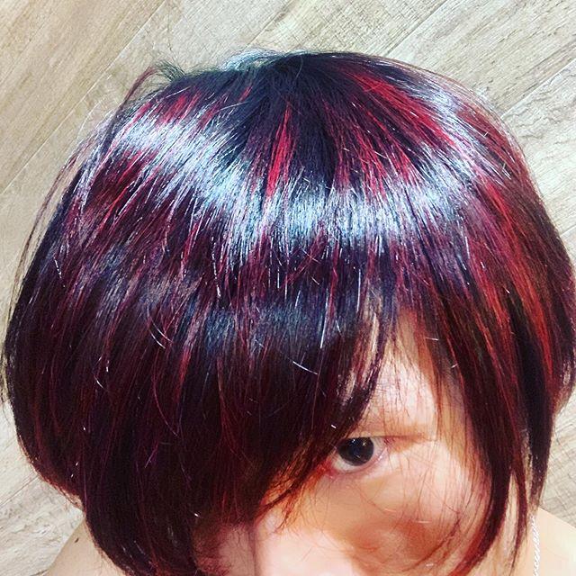 Sho Ishikiさんはinstagramを利用しています 赤髪 ちょっくら