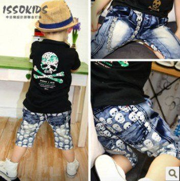 Baby Clothes Skull And Crossbones Baby Toddler Clothes Little Boys