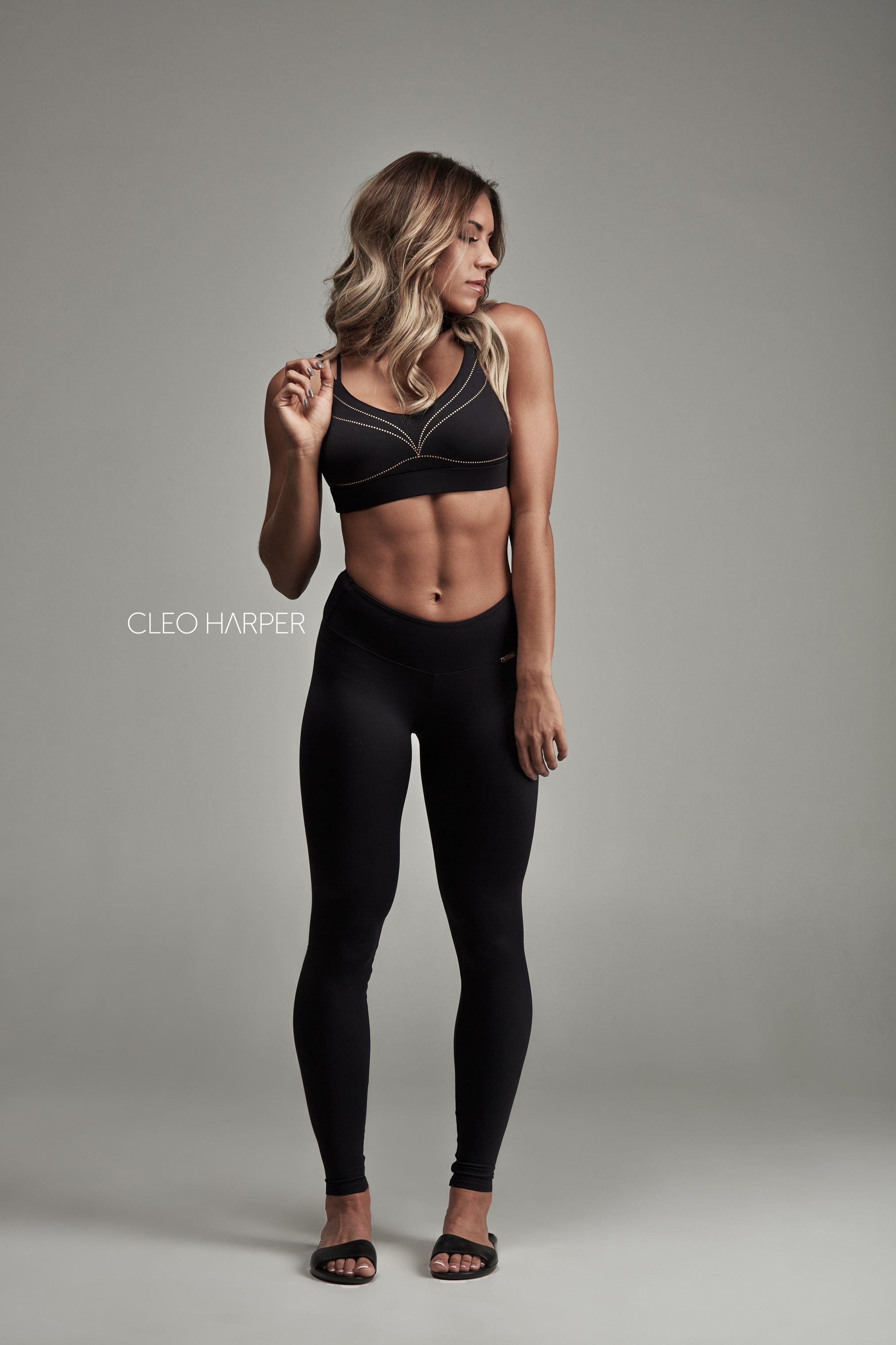 525170e5be CLEO HARPER ACTIVEWEAR