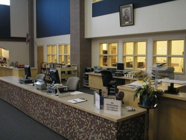 High School Office