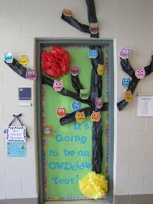 Owl Classroom Decorations Hoo filled your bucket today via S