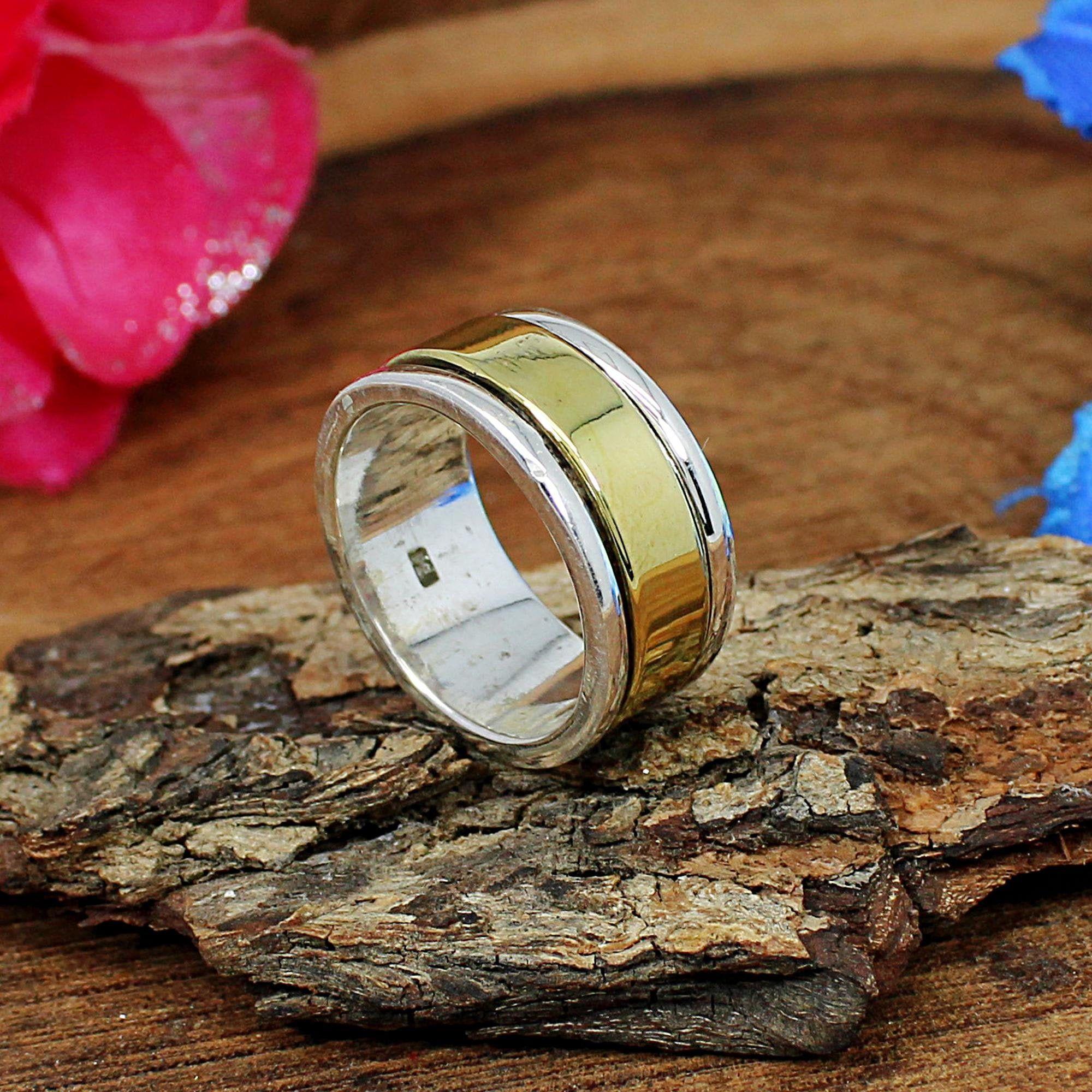 925 silver ring challa ring silver ring plain ring handmade ring simple ring sterling ring ring men like ring