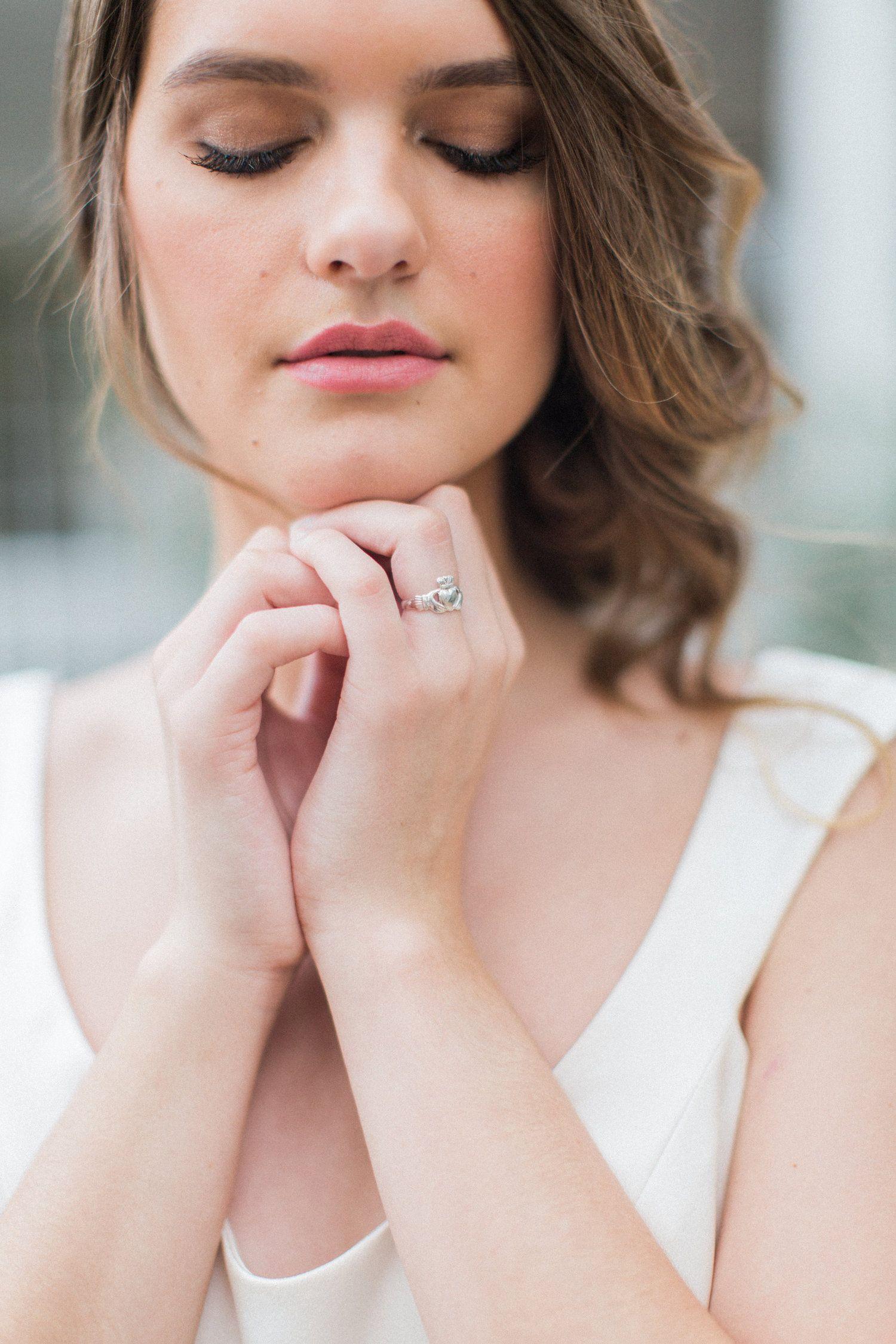 Modern Bridal Session bridalsession