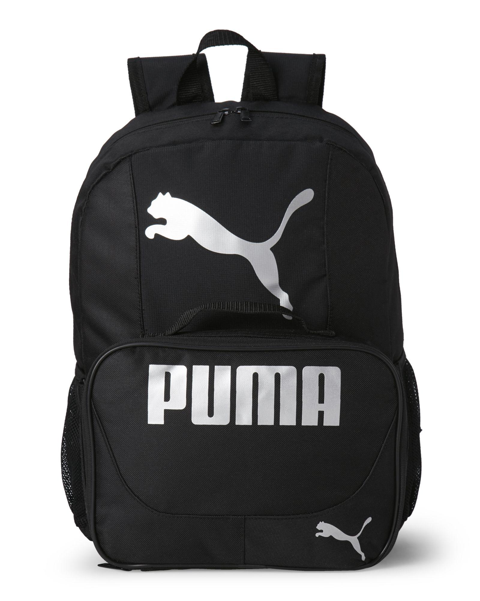Puma Grub Combo Backpack   Lunch Bag db67e6f5f0b37