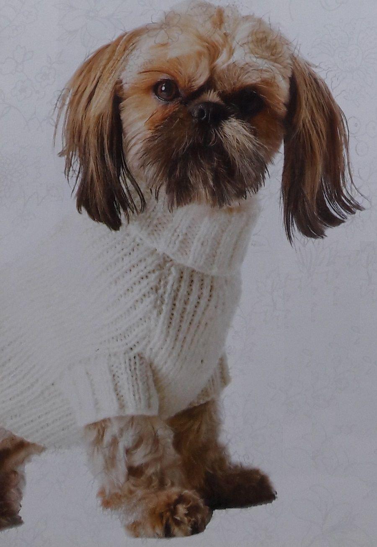 Cómo tejer un abrigo para mi perro | СОБАЧКАМ | Pinterest | Cómo ...