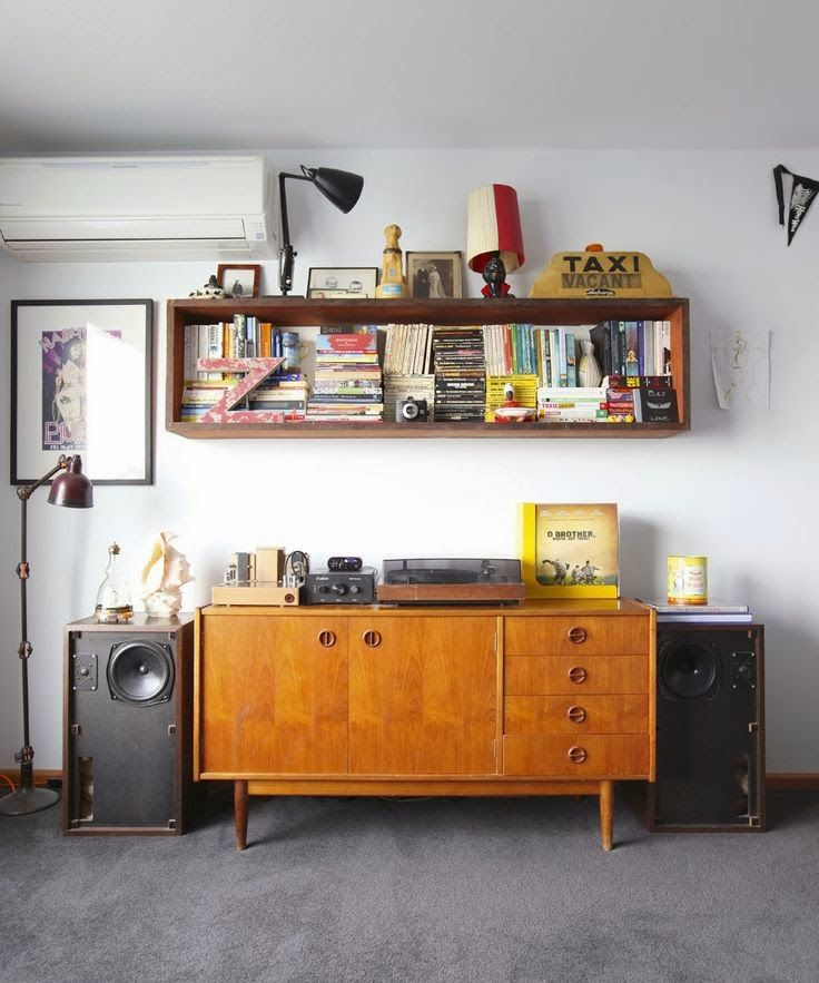 Danish Style Sideboards: A Touch Of Retro Distinction