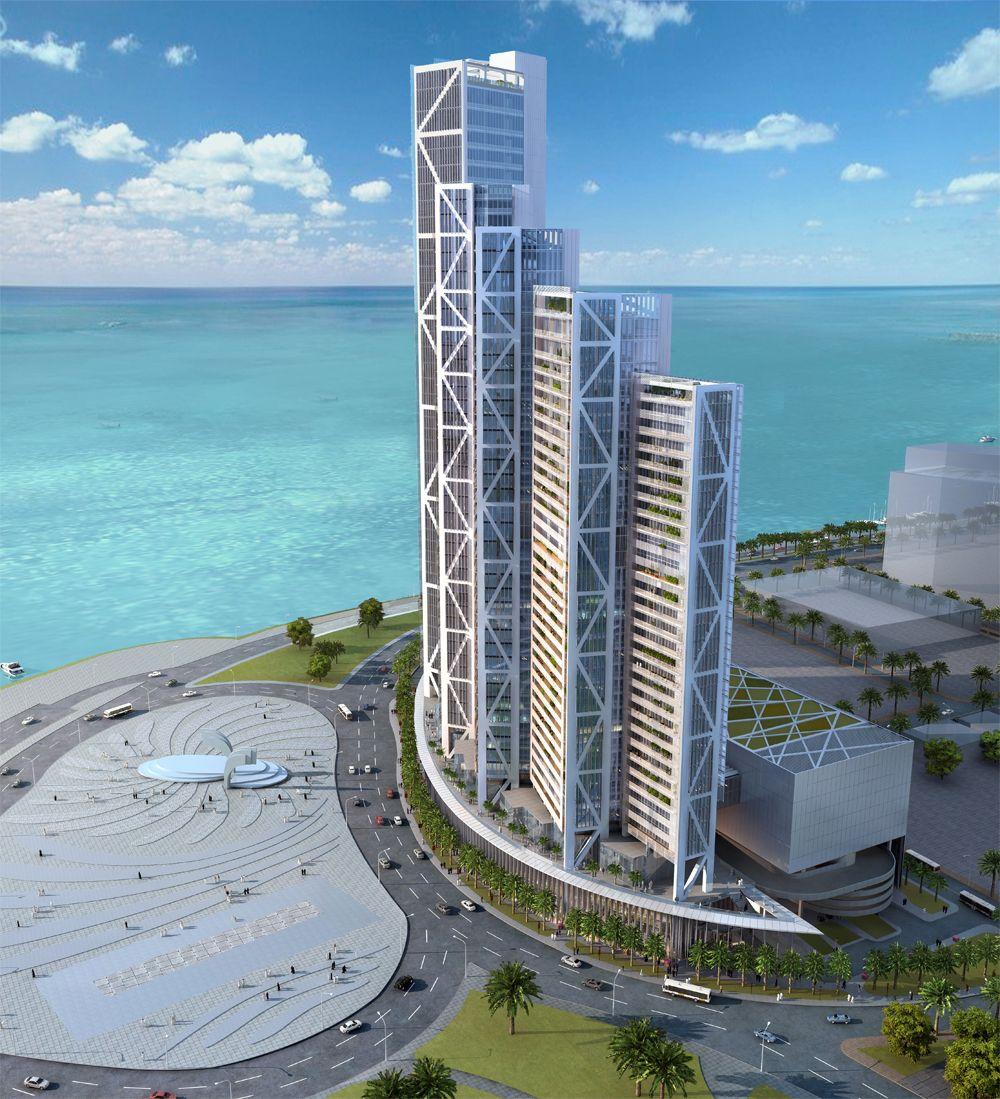 Hospitality Net Hyatt Announces Plans For Three New Hotels In The Kingdom Of Saudi Arabia Hotel Project Architecture Jeddah Grand Hyatt