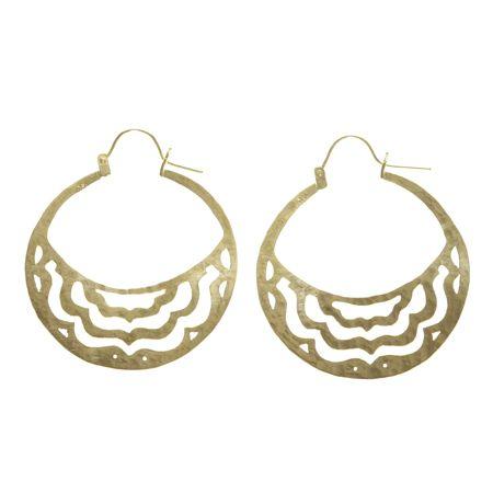 morrocan pattern hoops