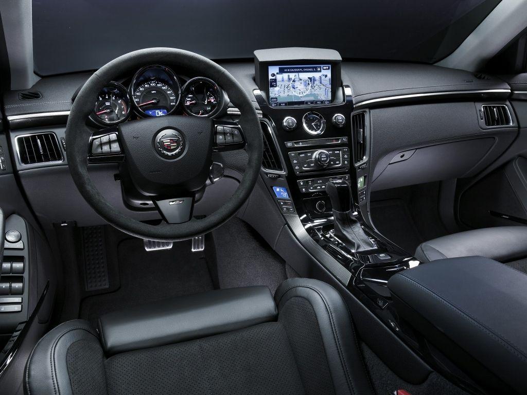 2018 Cadillac Cts V Coupe Redesign Interior Dash Carmodel