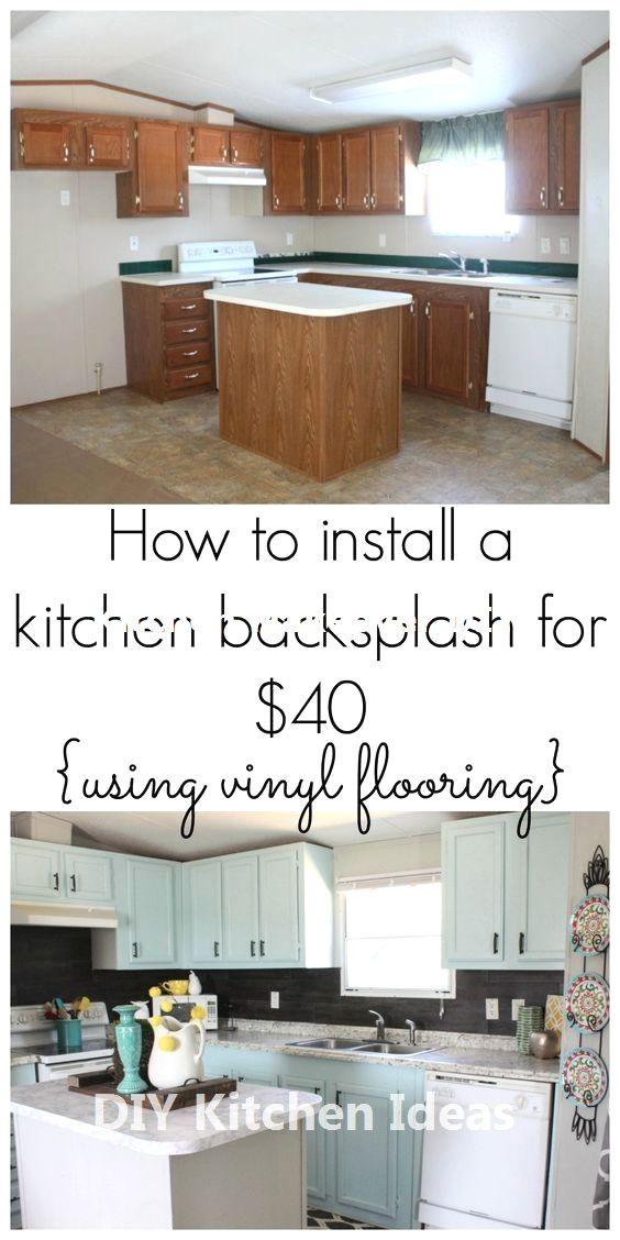 11 Diy Ideas For Kitchen Makeover 3 Cheap Kitchen Makeover Kitchen Diy Makeover Kitchen Renovation