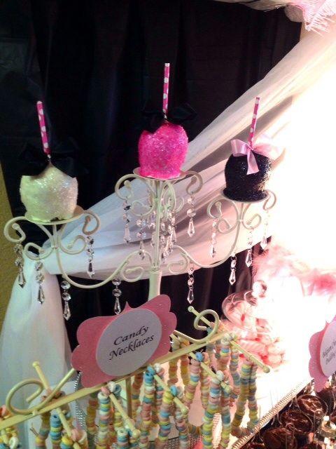 Glitter Candy Apples  by www.KuteKreations.com