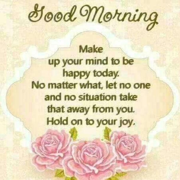 10 Good Morning Quotes To Bless You