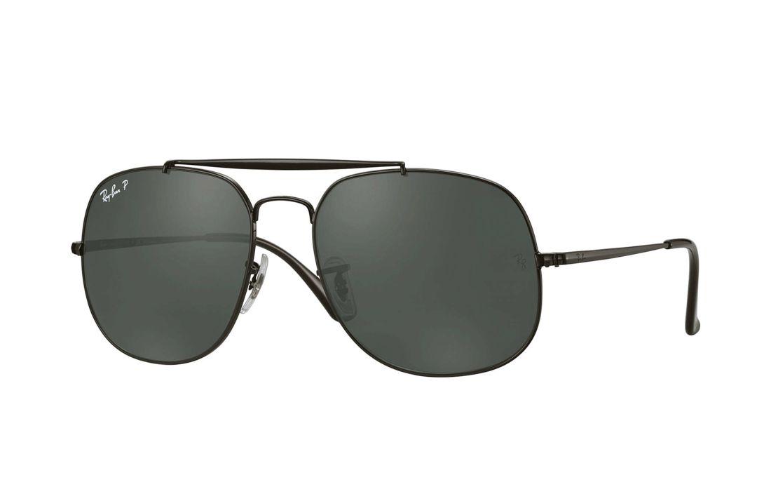 df8b5e8d4 Óculos De Sol Ray-Ban General Rb3561 Preto   Products em 2019   Ray ...