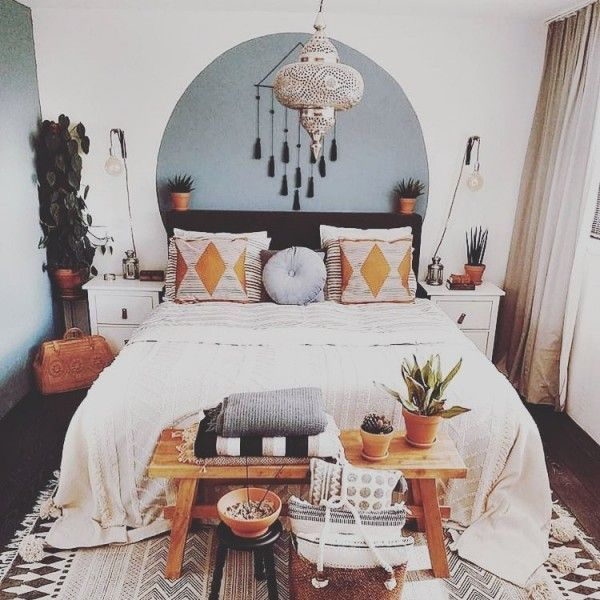 Bedroom Kandi Natasha Hall Home: 20 Creative Boho Bedroom Decor Ideas You Can DIY