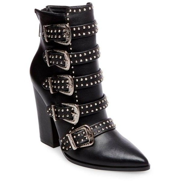 Designer Clothes, Shoes & Bags for Women | SSENSE. Black Leather BootsLeather  BootiesBlack Ankle ...