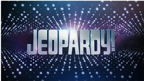 Jeopardy! Title Card That Didn't Work | There have been many styles