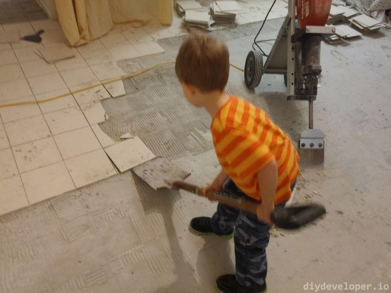 Amazing Removing Asbestos Floor Tiles Floor Pinterest