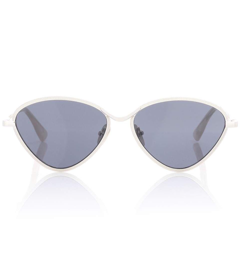 5379e8e5e6f8 Le Specs Cat-eye sunglasses