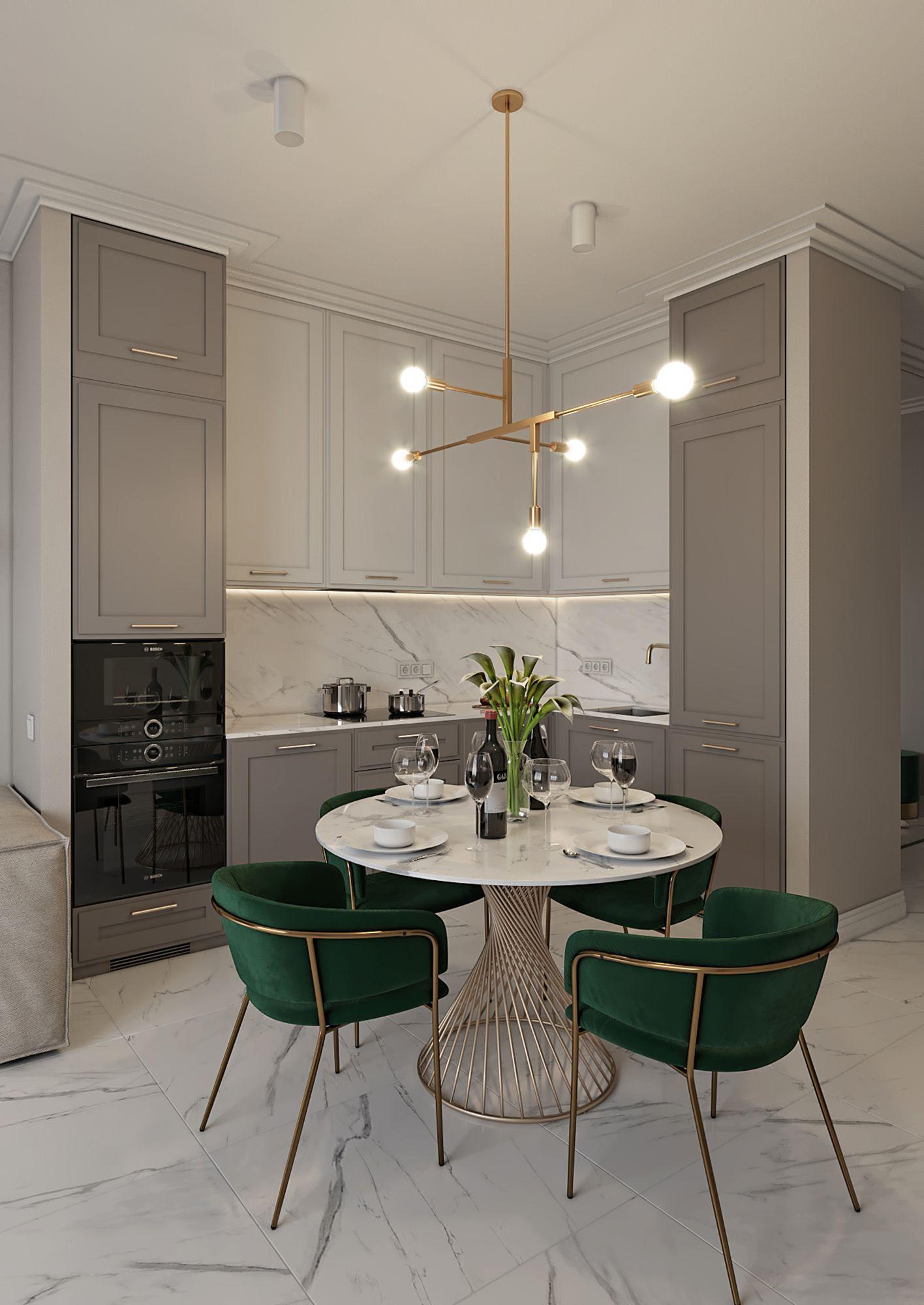Verbovska Interior Design on Behance