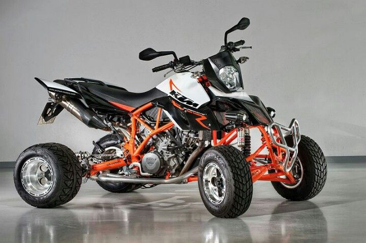 KTM lecker. Street legal? This with the 690 single engine would be a lot of fun