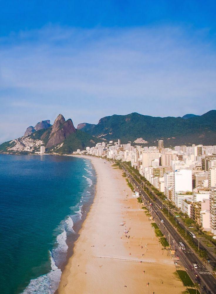 Ipanema, Rio de Janeiro, Brazil!