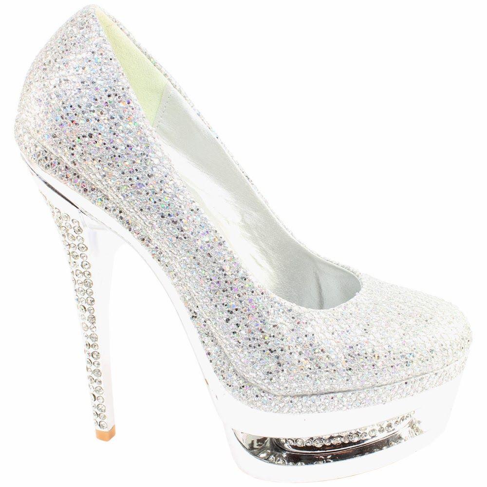 Maravillosos zapatos para fiestas de 15 años | Zapatos