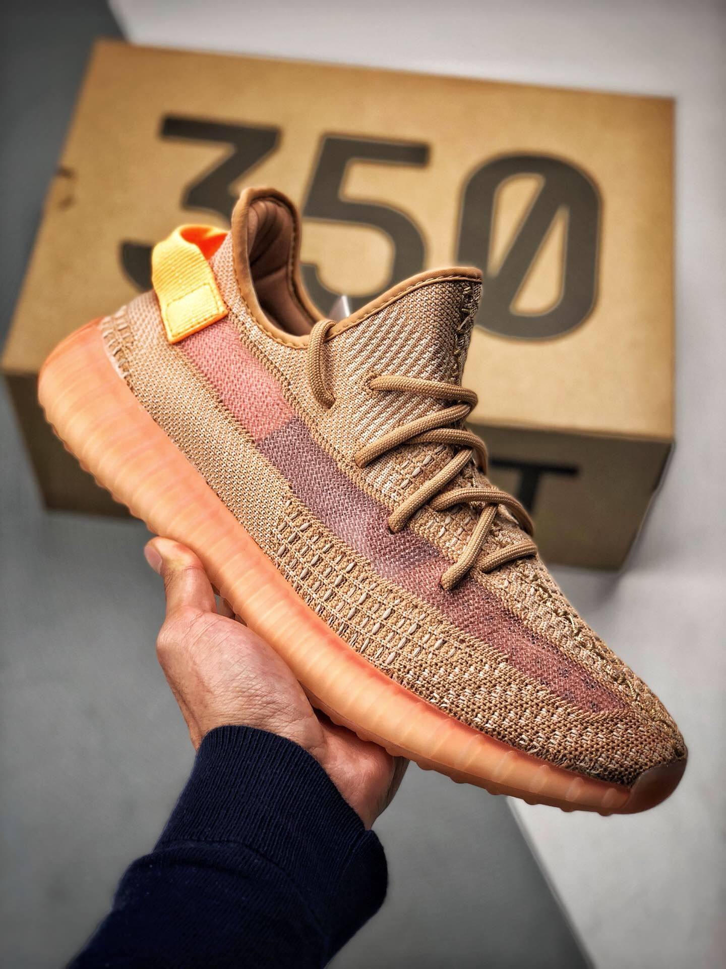 "innovative design 6f164 bfc24 Adidas Yeezy 350 Boost V2 ""Clay"" EG7490"