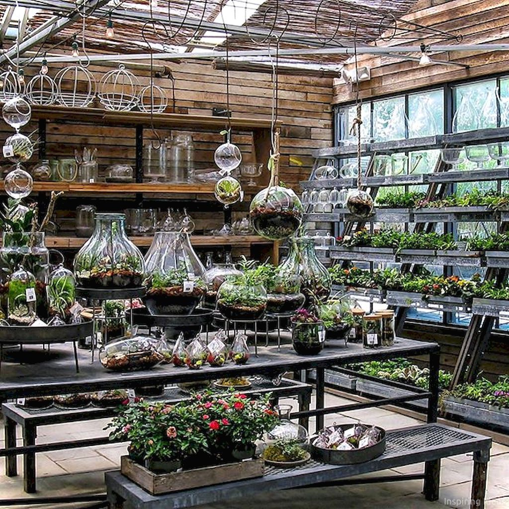 50 Awesome Garden Shed Design Ideas