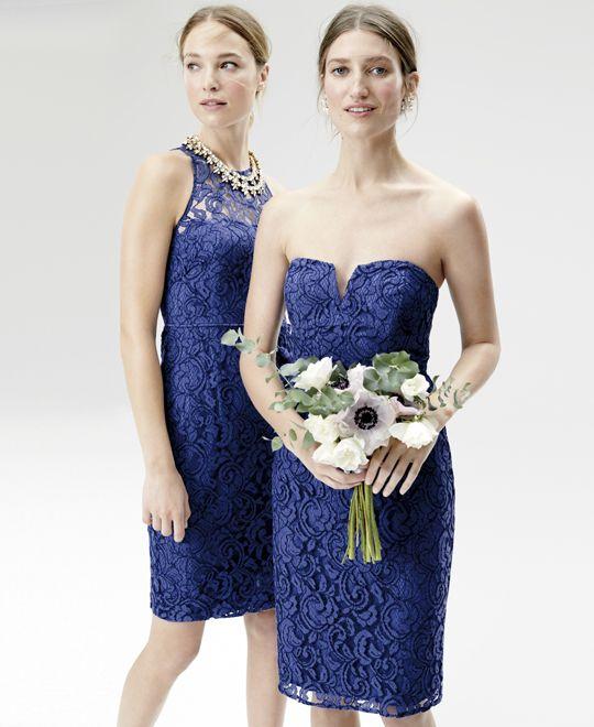 Weddings Parties J Crew Women S Pamela Dress In Leavers Lace Fleur