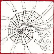 Xplore & Xpress: Zentangle Challenge # 52