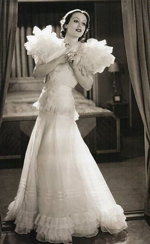 the letty lynton dress adrian and joan crawford�s